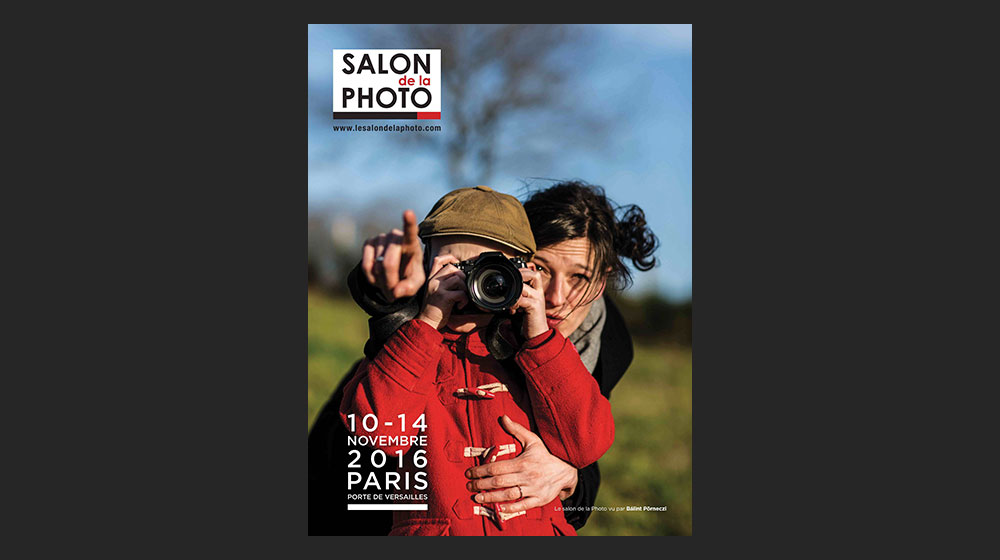 Votre Invitation au Salon de la Photo 2016